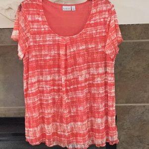 Kim Rogers blouse.  NWOT